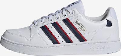 Sneaker bassa ADIDAS ORIGINALS di colore navy / oro / rosso fuoco / bianco, Visualizzazione prodotti