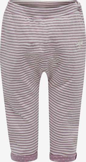 Hummel Hose in pink / weiß, Produktansicht