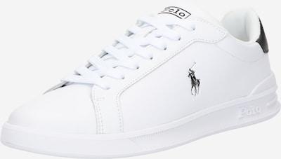 Sneaker low POLO RALPH LAUREN pe negru / alb, Vizualizare produs