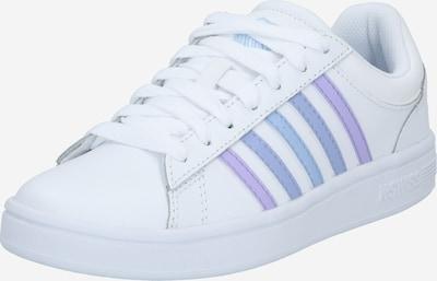 Sneaker low 'Court Winston' K-SWISS pe mov / alb, Vizualizare produs