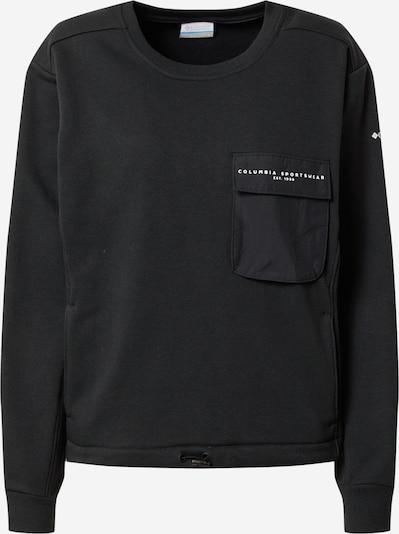 COLUMBIA Sportsweatshirt 'Lodge III' in schwarz, Produktansicht