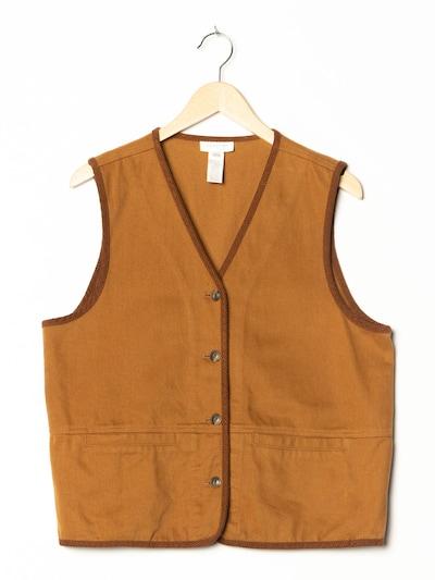 JONES NEW YORK Vest in XL in Mocha, Item view