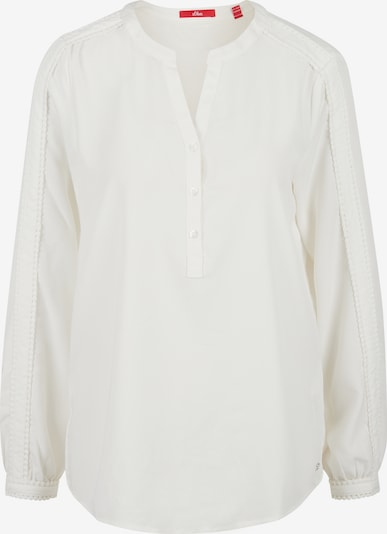 s.Oliver Blouse in white, Item view