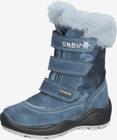 Bama Stiefel in blau / weiß, Produktansicht