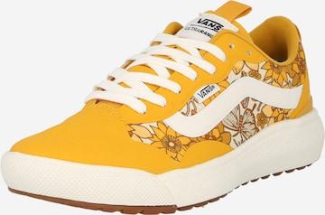 VANS Sneakers 'UA UltraRange EXO' in Yellow