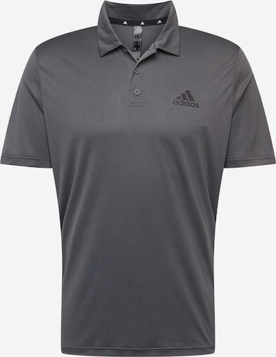 ADIDAS PERFORMANCE Functioneel shirt in de kleur Donkergrijs, Productweergave