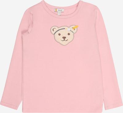Steiff Collection Tričko - světle hnědá / tmavě hnědá / tmavě žlutá / pink, Produkt