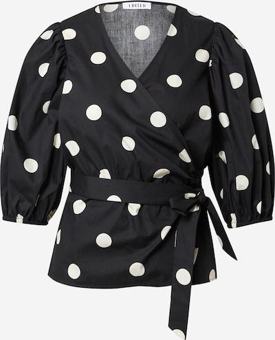 EDITED Bluza 'Violeta' u crna / bijela, Pregled proizvoda