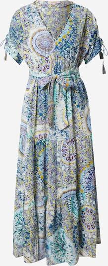 Derhy Kleid 'STOP ROBE' in türkis / mischfarben, Produktansicht