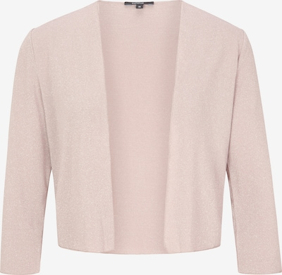 COMMA Open Front-Cardigan mit Glitzergarn in rosa, Produktansicht