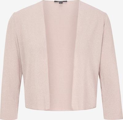 COMMA Open Front-Cardigan mit Glitzergarn in rosa, Produktansicht