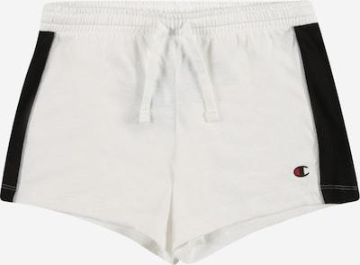 Champion Authentic Athletic Apparel Shorts in silbergrau / schwarz / weiß, Produktansicht