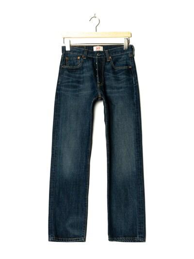 LEVI'S Jeans in 30/29 in blue denim, Produktansicht