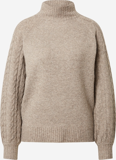 PIECES Sweater 'Funa' in Brown, Item view