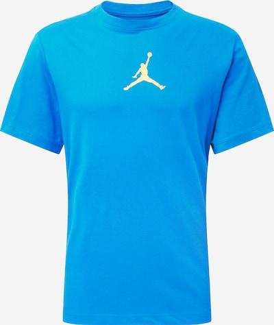 Jordan Shirt in royalblau / limone, Produktansicht