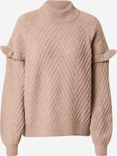 Guido Maria Kretschmer Collection Pullover 'Lewe' in rosé, Produktansicht