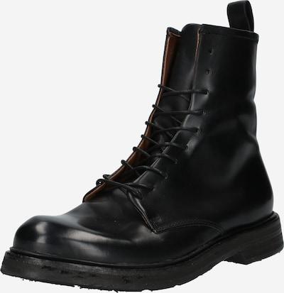 A.S.98 Boots med snörning i svart, Produktvy