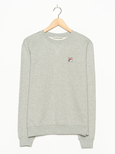 FILA Sweatshirt in M in grau, Produktansicht