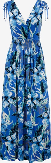 Aniston SELECTED Kleid in hellblau / weiß, Produktansicht
