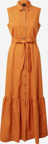 PINKO Košeľové šaty 'SFRONTATO' - Hnedá