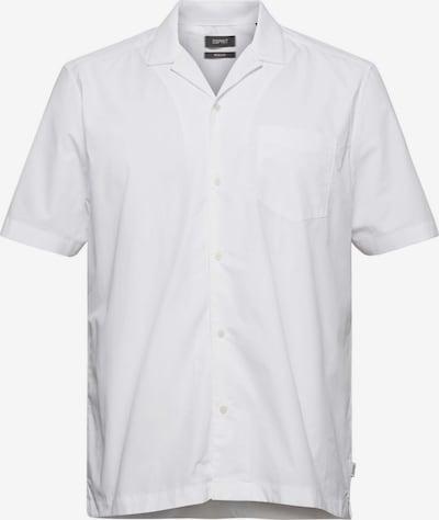 Esprit Collection Hemd in weiß, Produktansicht