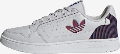 ADIDAS ORIGINALS Sneaker low 'NY 90' i blå / grå / rød / sort / hvid, Produktvisning