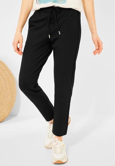 CECIL Hose in schwarz, Modelansicht