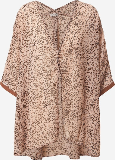 Free People Pajama shirt in Beige / Chamois / Brown, Item view