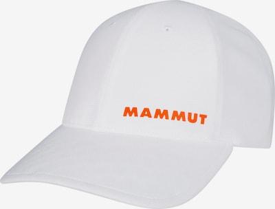MAMMUT Cap in orange, Produktansicht