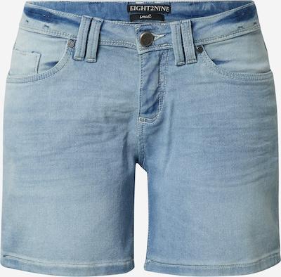 Jeans Eight2Nine di colore blu chiaro, Visualizzazione prodotti