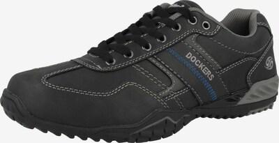 Dockers by Gerli Sportske cipele na vezanje u antracit siva / tamo siva, Pregled proizvoda