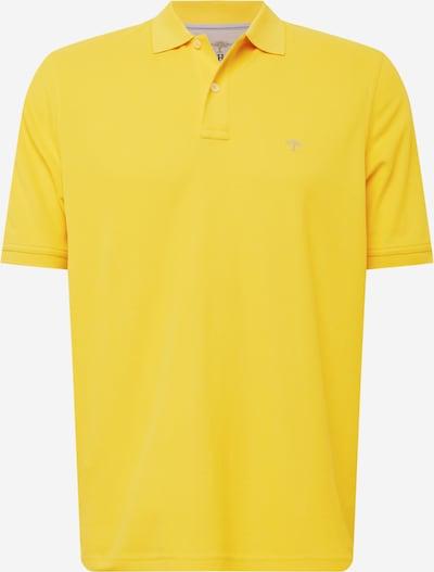 FYNCH-HATTON T-Krekls, krāsa - citronkrāsas / gaiši pelēks, Preces skats
