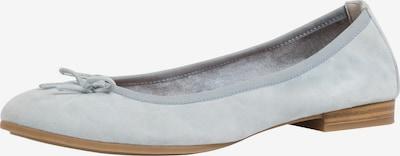 TAMARIS Ballerina in hellblau, Produktansicht