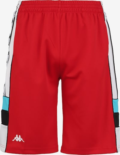 KAPPA Shorts in rot, Produktansicht