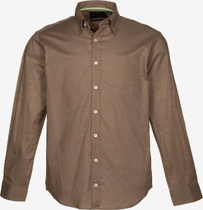 JP1880 Overhemd in de kleur Bruin, Productweergave