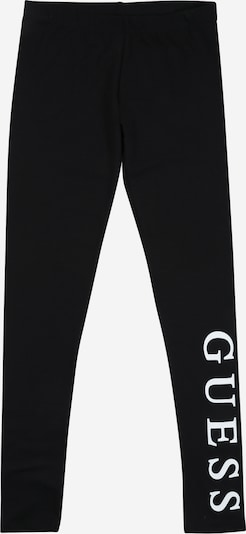 GUESS Legíny - černá / bílá, Produkt