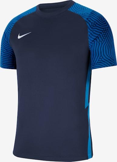 NIKE Trikot 'Strike II' in nachtblau / himmelblau / weiß, Produktansicht