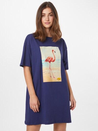Trendyol Kleid in navy / mischfarben, Modelansicht