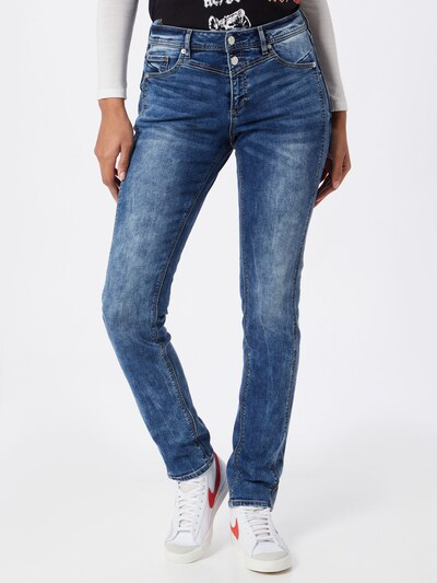 Q/S designed by Jeans in blau, Modelansicht