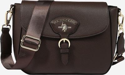U.S. POLO ASSN. Bolso de hombro 'Stanford' en marrón oscuro, Vista del producto
