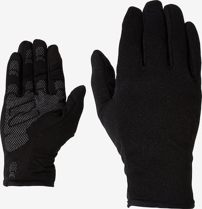 ZIENER Multisporthandschuhe 'INNERPRINT TOUCH' in schwarz, Produktansicht