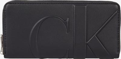 Portofel Calvin Klein Jeans pe negru, Vizualizare produs