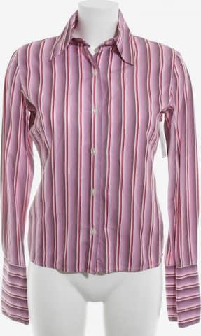 TM Lewin Hemd-Bluse in M in Pink