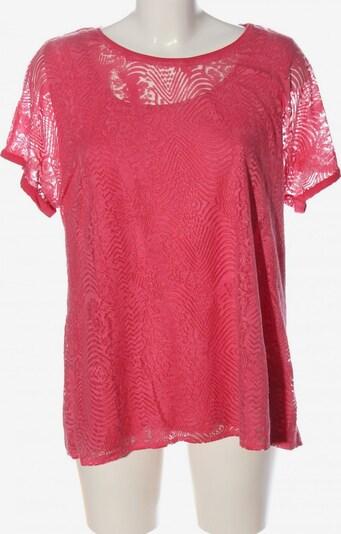 Barbara Lebek Kurzarm-Bluse in XXL in pink, Produktansicht