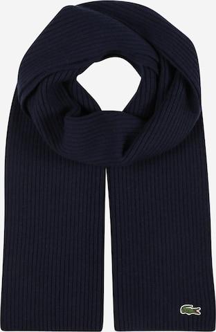 LACOSTE Schal 'Scarves' in Blau