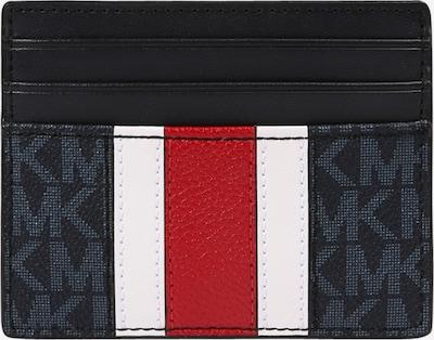 füstkék / piros / fekete / fehér Michael Kors Etui ruha, Termék nézet