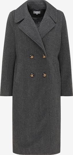 Palton de primăvară-toamnă Usha pe gri închis, Vizualizare produs