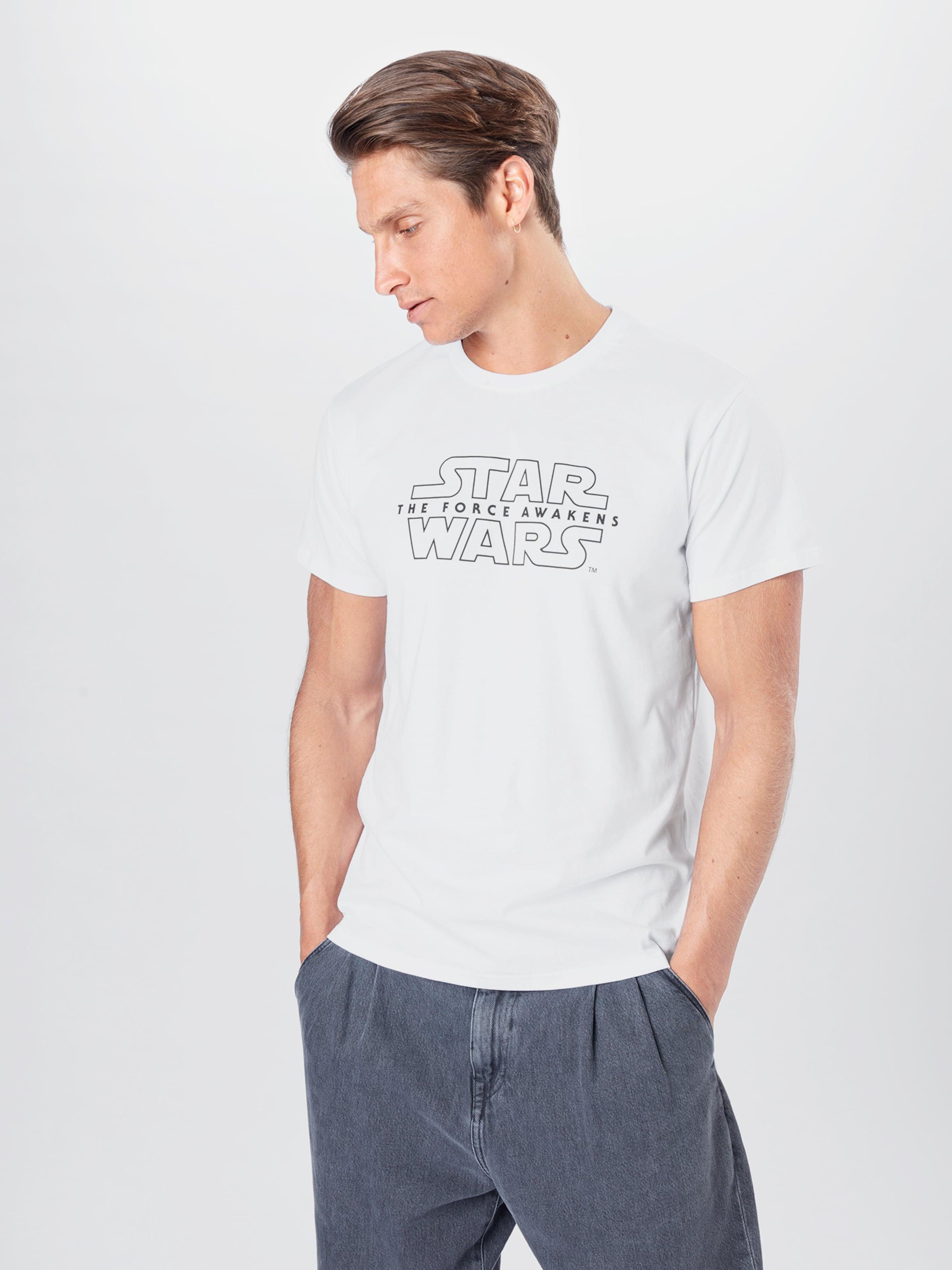 Mister Tee Shirt in schwarz / weiß Jersey MRC0295001000004
