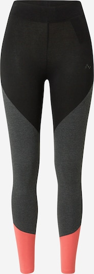 ONLY PLAY Sporthose  'AJO' in graphit / pink / schwarz, Produktansicht