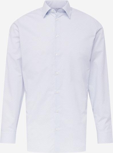 SELECTED HOMME Chemise en bleu foncé / blanc, Vue avec produit